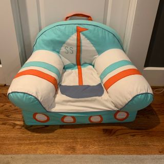 Land of Nod toddler chair