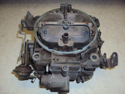 Buy Corvette Chevelle Camaro Nova Carburetor motorcycle in Warren, Indiana, US, for US $65.00