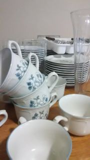 Stoneware and other kitchen accessories