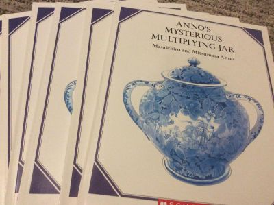 Anno s Mysterious Multiplying Jar - Six Copies - like new
