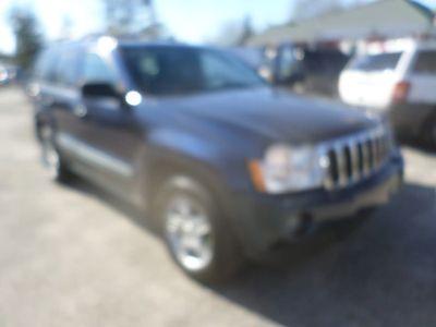 2006 Jeep Grand Cherokee Laredo (Midnight Blue Pearl)