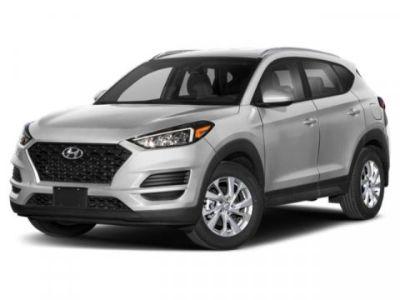 2019 Hyundai Tucson SE (White Pearl)