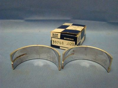 Purchase 1956 - 1966 Rambler American Motors Corp 250 287 327 8 cyl Rod Bearing 020 motorcycle in Vinton, Virginia, United States, for US $20.00