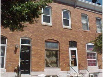 2 Bed 1 Bath Foreclosure Property in Baltimore, MD 21224 - S Macon St