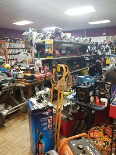 We have all kinds of good used tools on sale