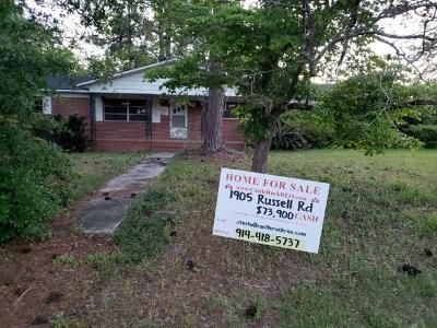 3 Bed 2 Bath Foreclosure Property in Waycross, GA 31501 - Russell Rd