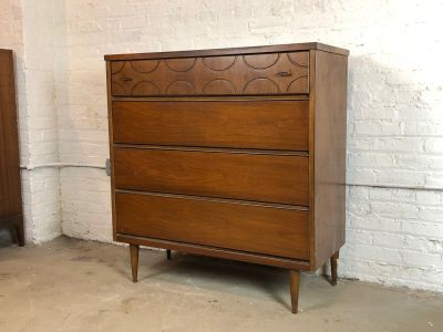 Classic MCM High Chest Dresser