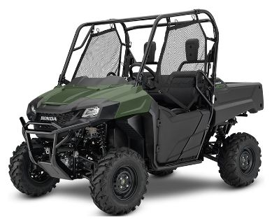2019 Honda Pioneer 700 Utility SxS Olive Branch, MS