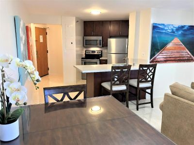 Furnished Condos for Rent