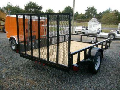 2018 utility trailers 6x10super