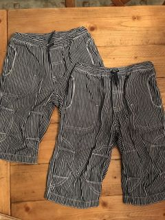 2 pairs of Hanna Andersson shorts