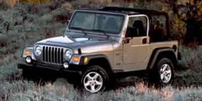 2002 Jeep Wrangler Sport (Blue)