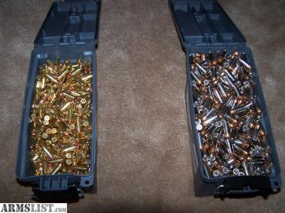 For Sale: 9mm & .40 S&W Ammo