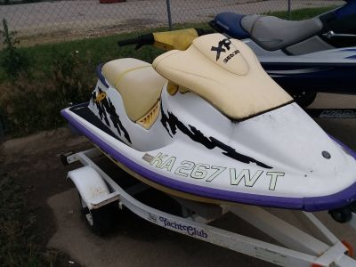 1999 Sea-Doo XP Limited PWC 2 Seater South Hutchinson, KS