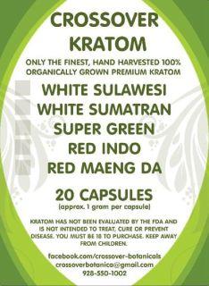 Premium Organic Kratom