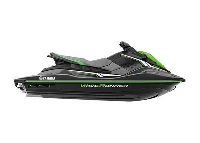 2018 Yamaha EX Deluxe 3 Person Watercraft South Haven, MI