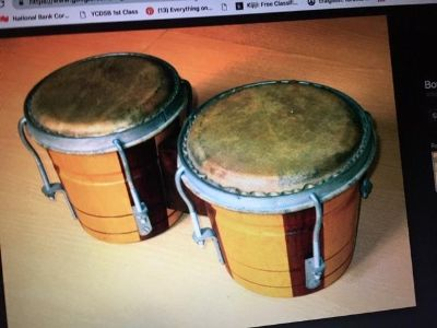 WANTED! BONGOS OR HAND DRUM