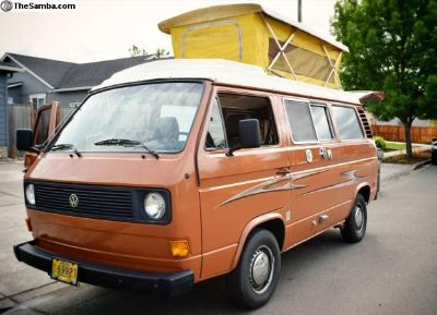 1980 VW Vanagon/Transporter ASI Riviera