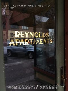 Historic Downtown Ellensburg One Bedroom Apartment Available for Rent
