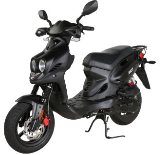 2019 Genuine Scooters Roughhouse 50 Sport 250 - 500cc Scooters Greensboro, NC