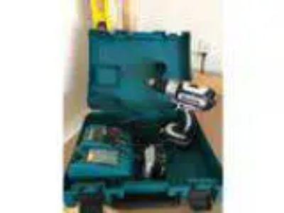 Makita v cordless drill kit