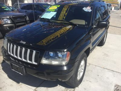2004 Jeep Grand Cherokee Special Edition (Brilliant Blk Crystal Pearl)