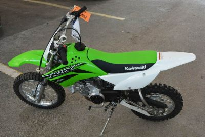 2015 Kawasaki KLX 110L Competition/Off Road Motorcycles Clearwater, FL