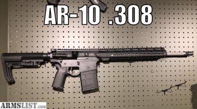 For Sale: Custom AR-10 .308 Ballistics Advantage/Faxon/Aero/Noreen