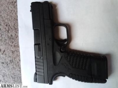 For Sale: Springfield 9mm xds 3.3