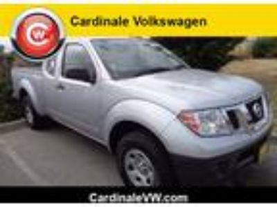 Used 2016 Nissan Frontier Silver, 40.8K miles