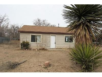 2 Bed 1 Bath Foreclosure Property in Albuquerque, NM 87105 - Sunnyslope St SW