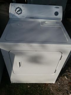 Good working Whirlpool electric dryer $150.00 in Columbia tn pick up today