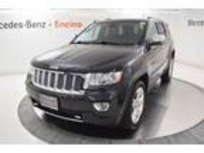 Used 2013 Jeep Grand Cherokee Brilliant Black Crystal Pearlcoat, 56.6K miles