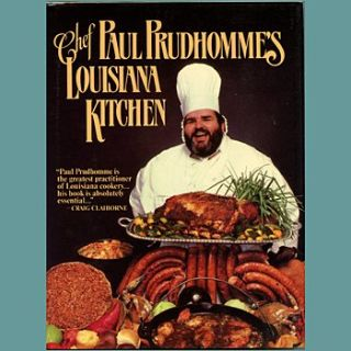 Prudhomme Louisiana Kitchen Cookbook 1984