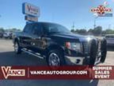 Used 2011 Ford F-150 4WD SuperCrew 145 in Miami, OK