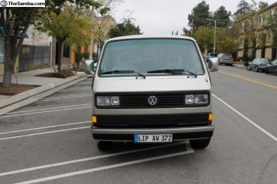 1986 VW Vanagan