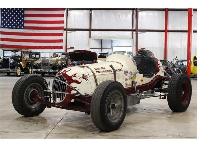 1930 Hudson Indy Race Car