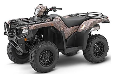 2019 Honda FourTrax Foreman Rubicon 4x4 Automatic DCT EPS Deluxe Utility ATVs Asheville, NC