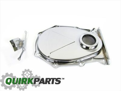 Purchase MOPAR PERFORMANCE BIG BLOCK 383/400/413/426/440/426 HEMI CHROME TIMING COVER KIT motorcycle in Braintree, Massachusetts, United States, for US $43.71