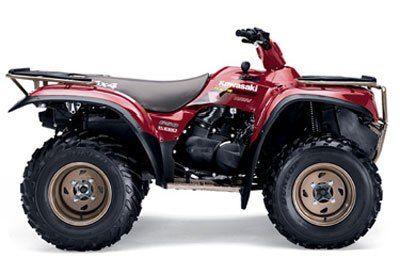 2003 Kawasaki Prairie 650 4x4 ATV Utility ATVs Lancaster, NH
