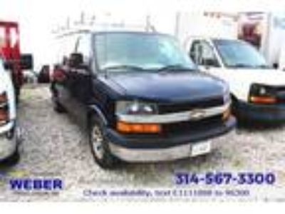 used 2014 Chevrolet Express Van for sale.
