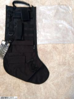 For Sale/Trade: Tactical Christmas Stocking