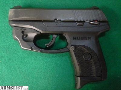 For Sale: Ruger LC9S Laser Max Laser