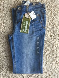 Justice Bootcut Jeans-Girls Size 10