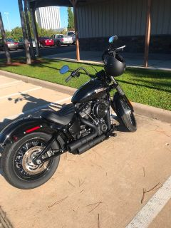 2018 Harley-Davidson DYNA STREET BOB