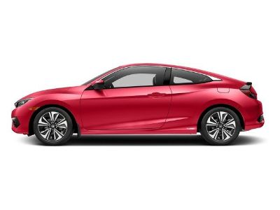 2018 Honda CIVIC COUPE EX-T FWD (Rallye Red)