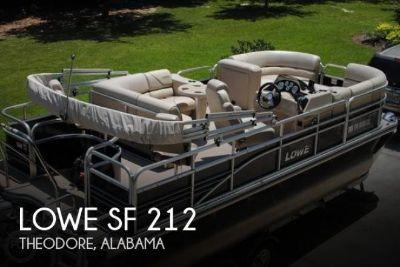 2016 Lowe SF 212