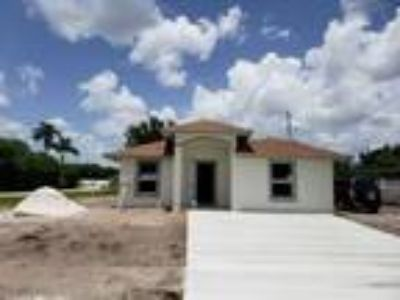 New Construction Single Home 3/2 West Palm Beach