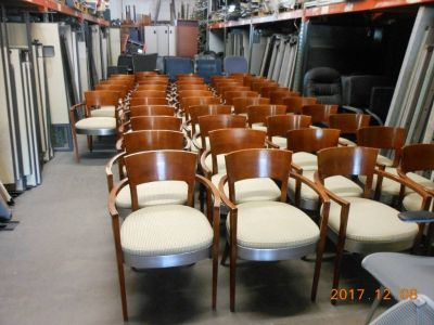 Side Chairs / Reception Chairs / Lobby Chairs