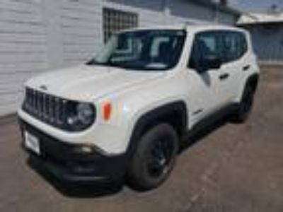 used 2017 Jeep Renegade for sale.